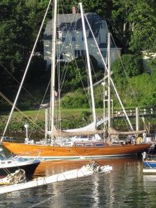 Camden Yacht